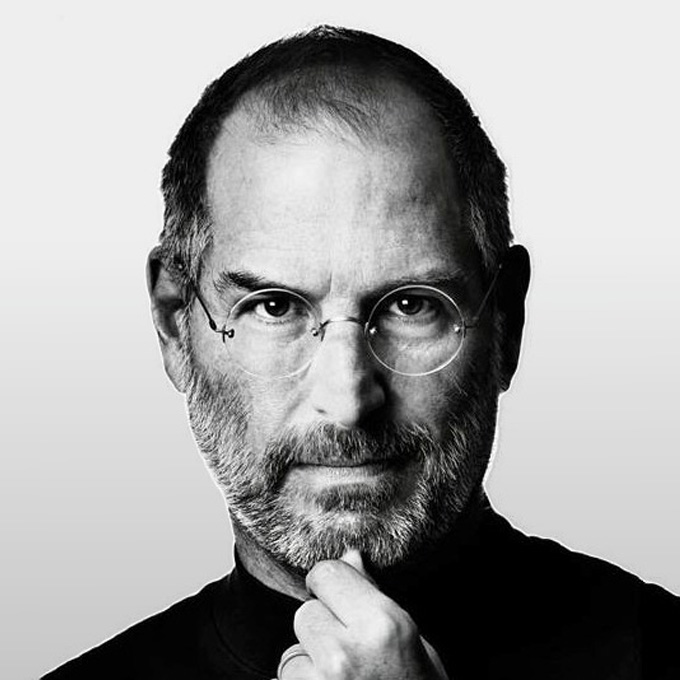 Steve Jobs – Grundare till Apple Inc.