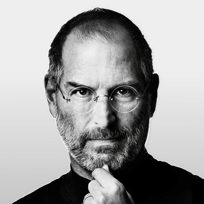 Steve Jobs – Grundare till Apple Inc.